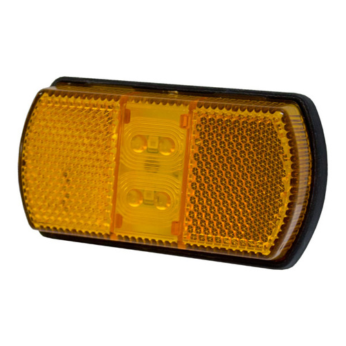 8 Series Low Profile LED Marker Lamps