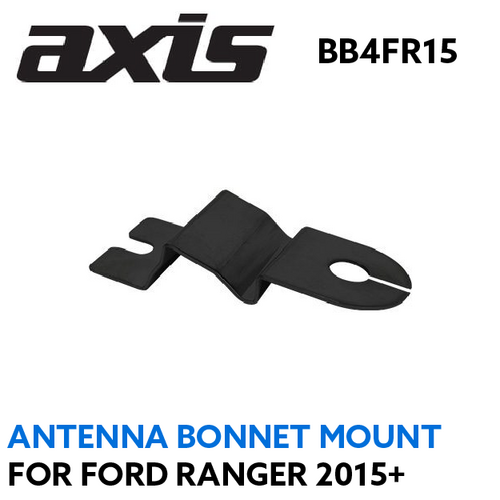 Antenna Bonnet Mount for Ford Ranger 2015 Onwards - BB4FR15