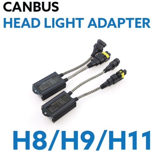 H8 / H9 / H11 Canbus Adapter