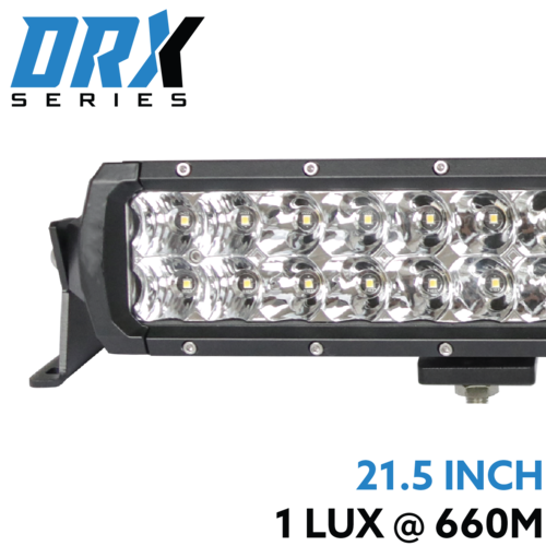 "DRX Series 21.5"" LED Dual Row Osram Light Bar"