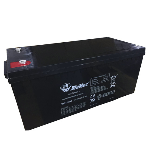 12V 200Ah AGM Deep Cycle Battery
