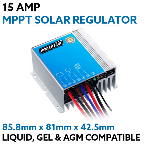 15 AMP MPPT Solar Regulator